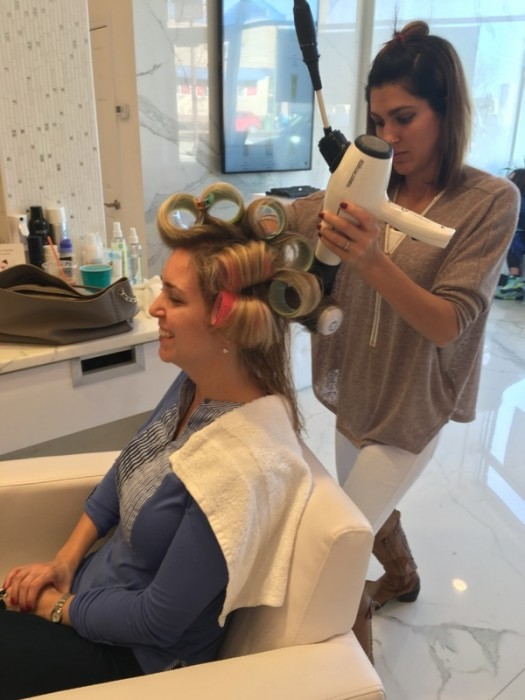 Koukla Blow Dry bar - bryn mawr's best blowouts